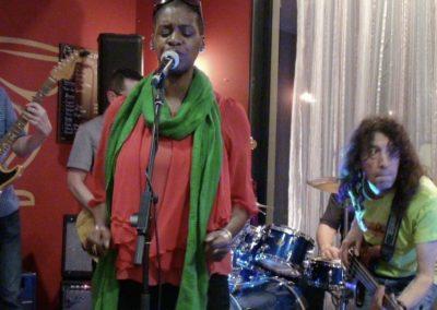 Eric Thievon Jam Session Jennifer John Studio ABCDrums