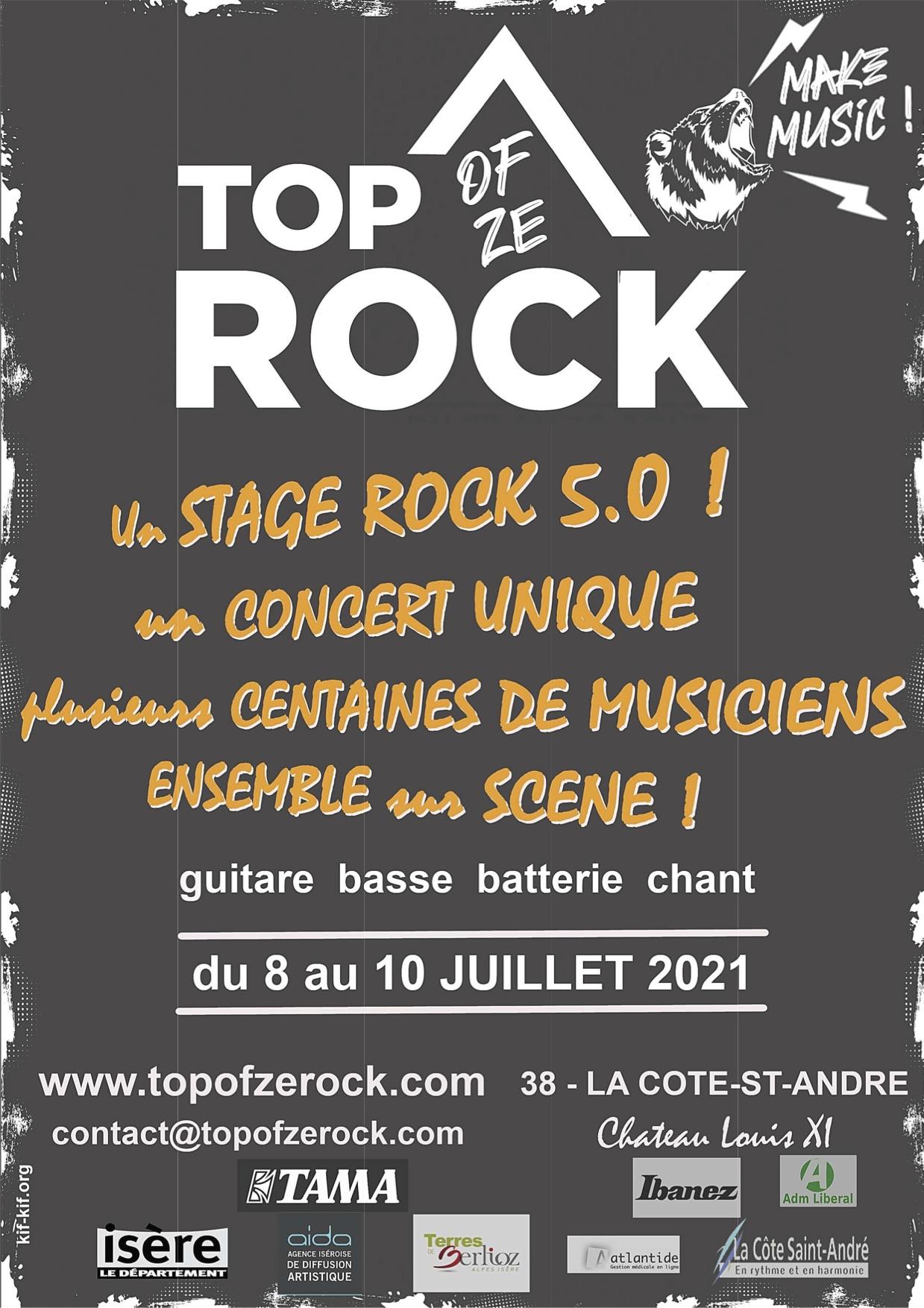 TOP Of Ze ROCK 2021